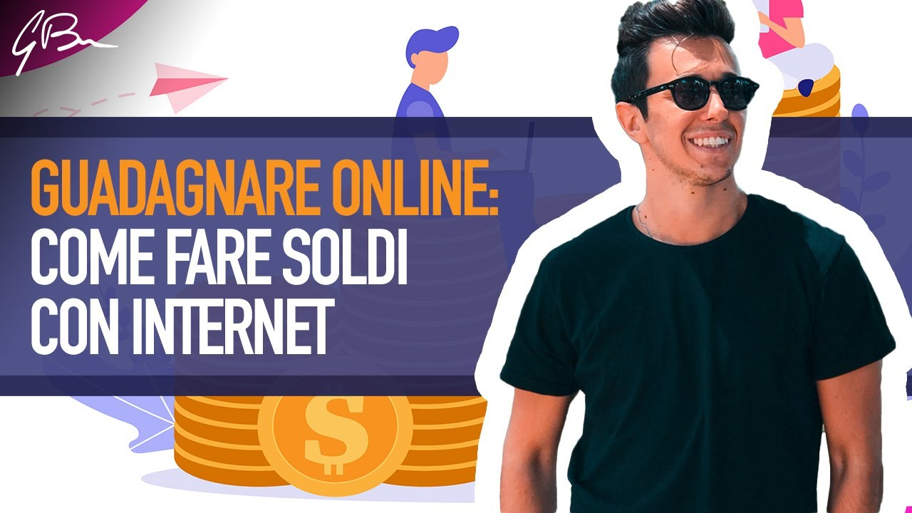 come fare soldi su Internet da soli