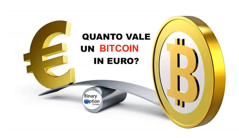 Bitcoin Quotazione In Tempo Reale [BTC » EUR/USD]