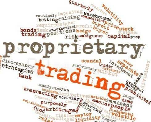 prop trading in Russia)