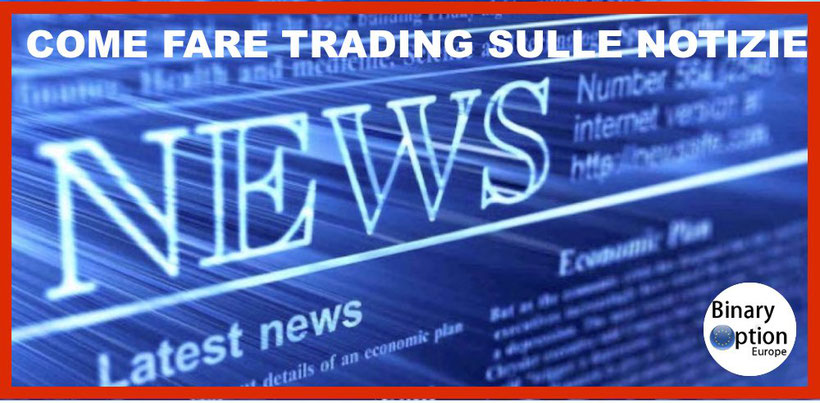 trading sulle notizie