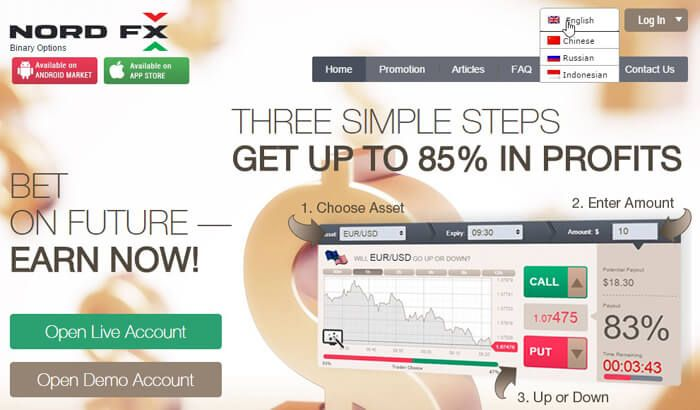 Nord FX ~ Forex Directory