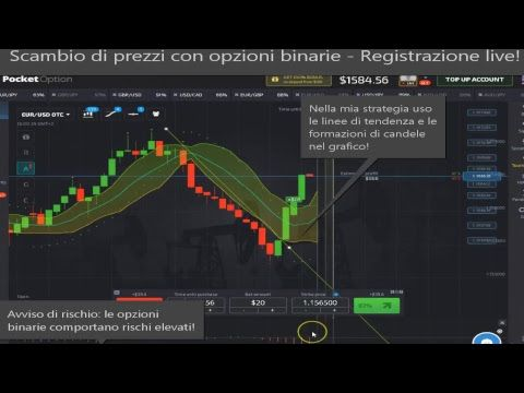 trading di opzioni binarie da 1 video