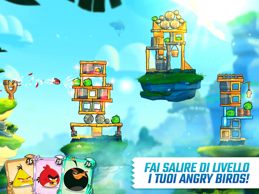 Angry Birds Seasons Free: adhocstrategy.it: Appstore per Android