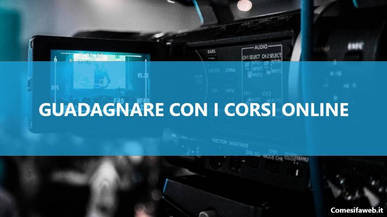 corsi internet business internet guadagni