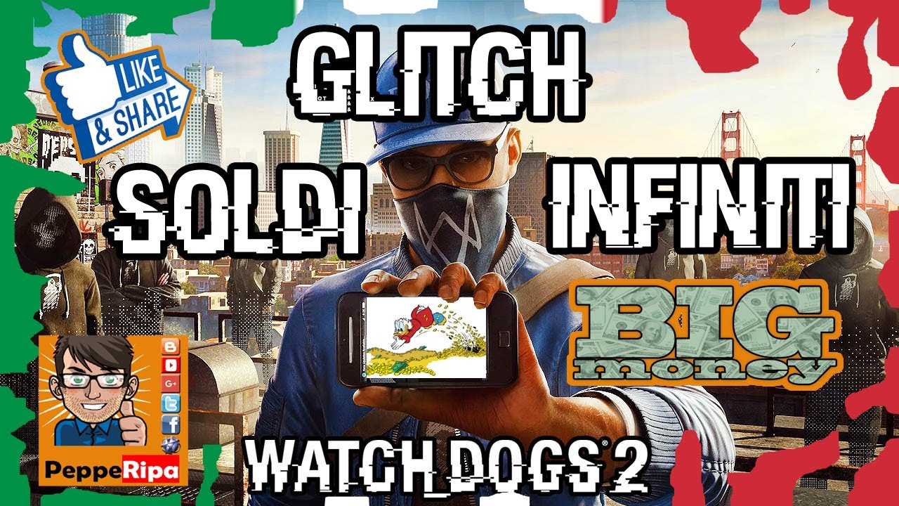 watch dogs 2 come fare soldi